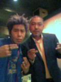めっちゃお世話になってます!ダウンタウンの松ちゃんのそっくりさんの松本さん!!